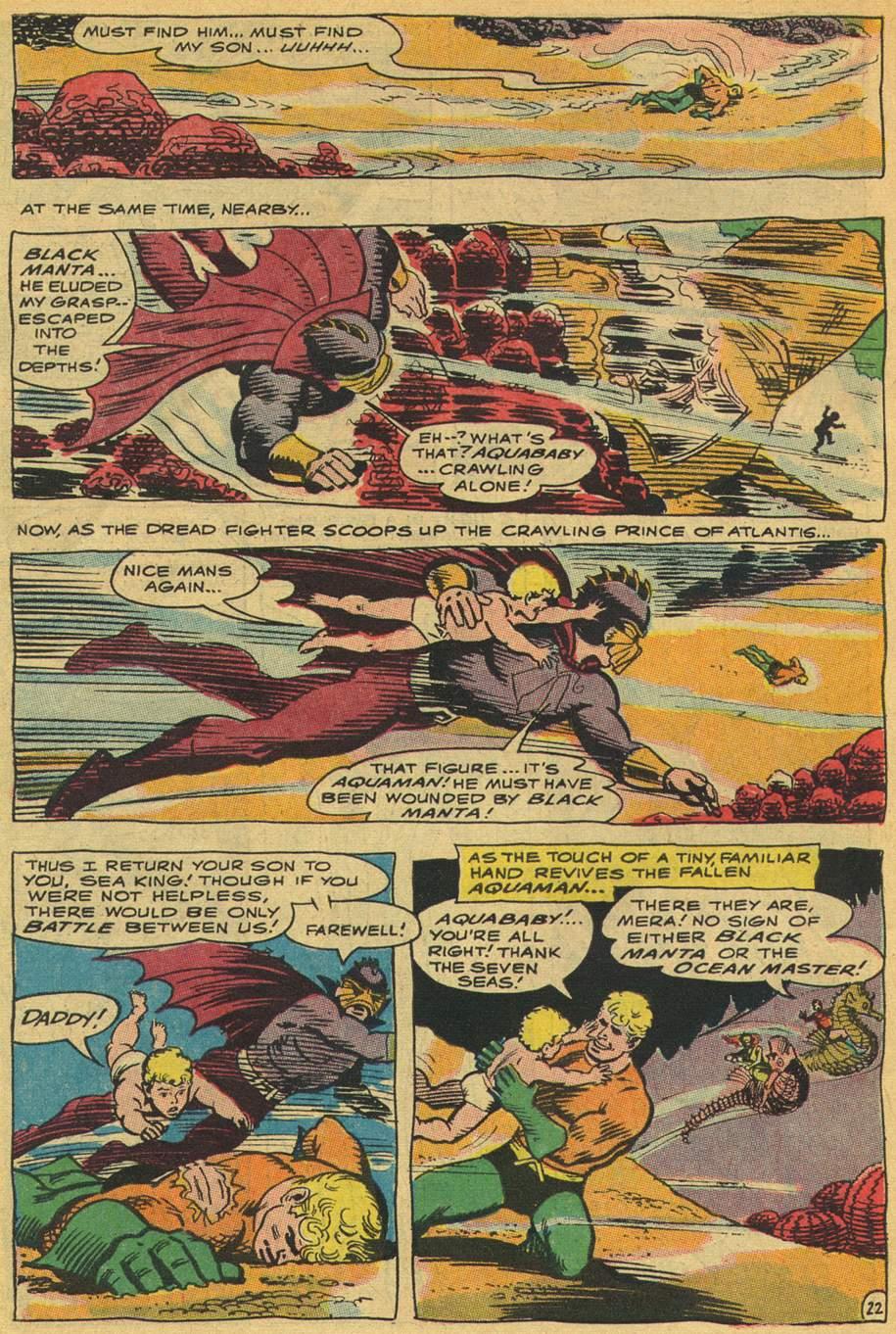 Read online Aquaman (1962) comic -  Issue #35 - 30