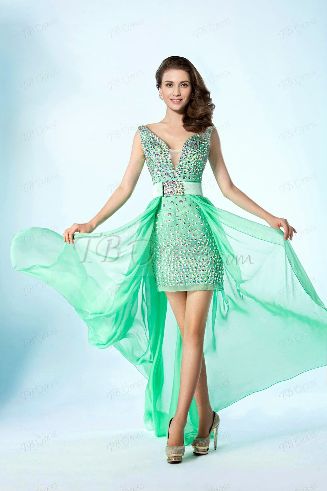 Unique Prom Dresses for Different Body Types | The ...