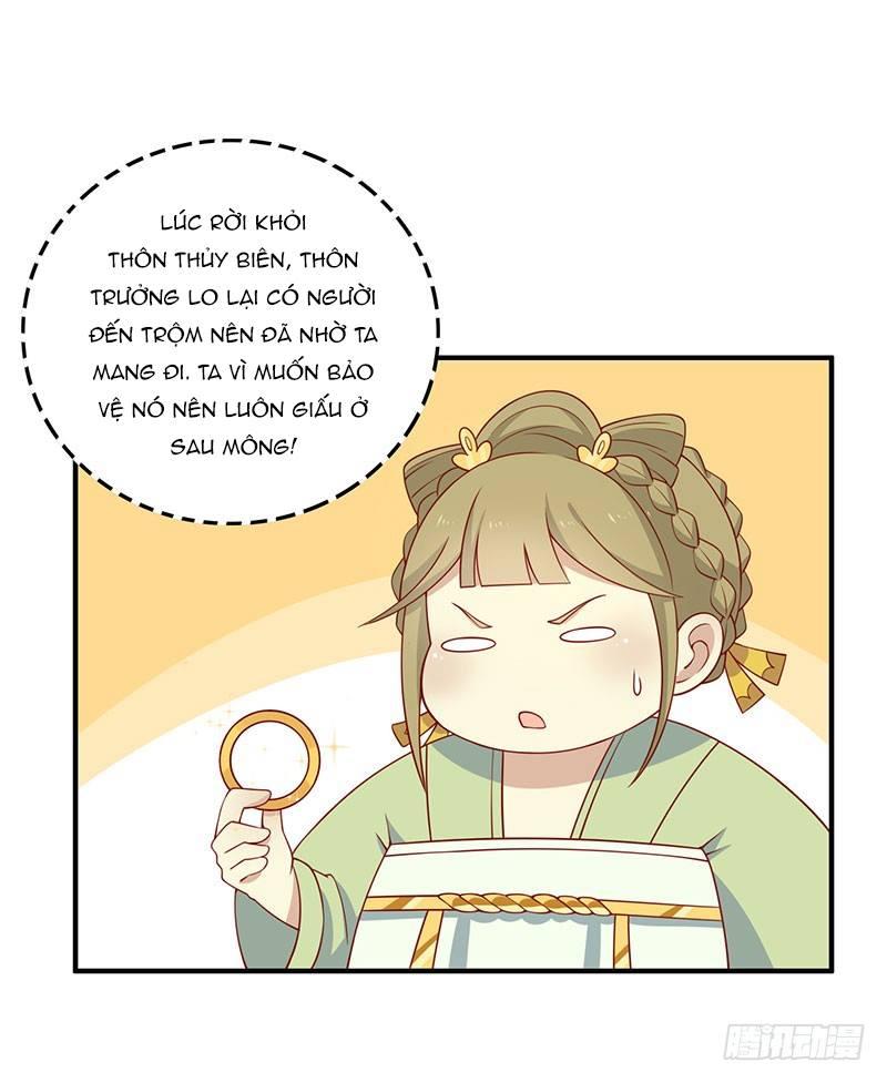 Vương Gia Người Ta Sẽ Giảm Béo Mà!!! chap 70 - Trang 22