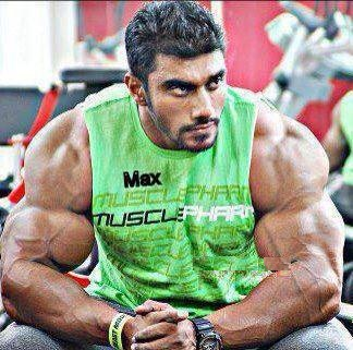 Sangram Chougule Body Workout And Diet Top Ten Indian