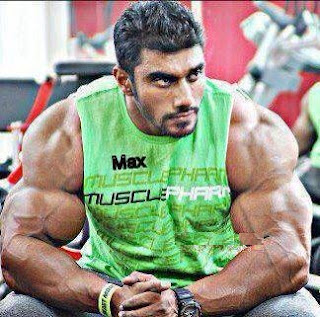 Sangram Chougule Body Workout And Diet - Top Ten Indian Bodybuilders
