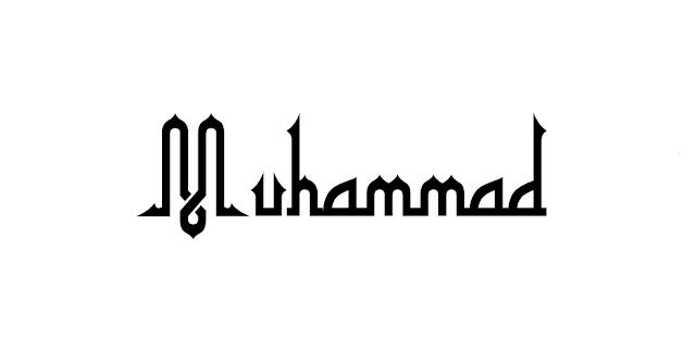 Muhammad sw Name