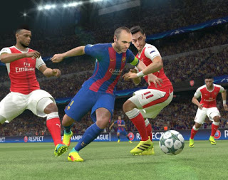 PES 2017 PC Graphics