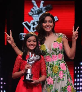 Sultanpur girl Nishtha Sharma from Team Neeti is the winner of the first edition of &TV's The Voice India Kids