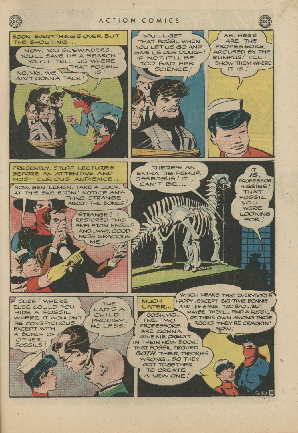 Read online Action Comics (1938) comic -  Issue #83 - 40