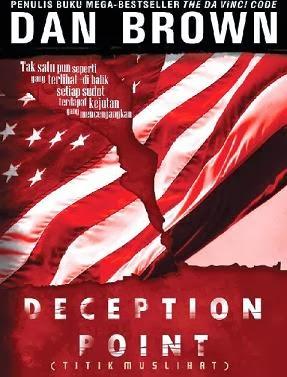 Novel Deception Point - Dan Brown Bahasa Indonesia