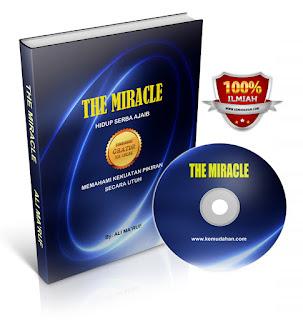 buku te miracle ali ma'ruf, kekuatan pikiran