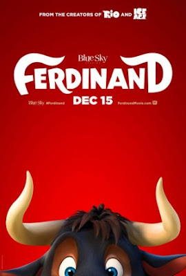 Ferdinand 2017 780MB HDTS Dual Audio Hindi English Full Movie Download Free