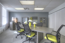 Gray Conference Room Furniture