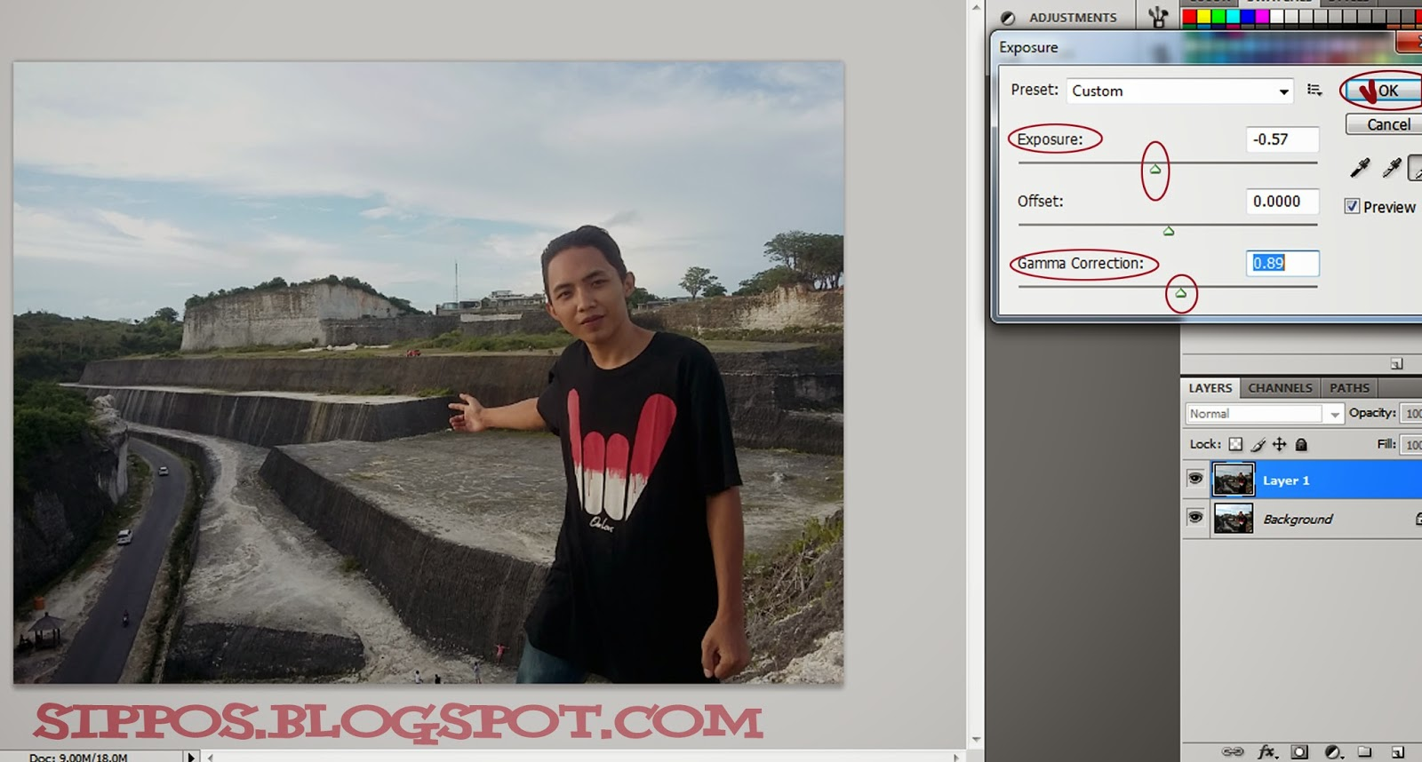 efek-blur-background-foto-dengan-photoshop