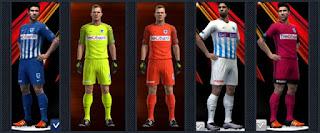 KRC Genk kit 2016-17 Pes 2013