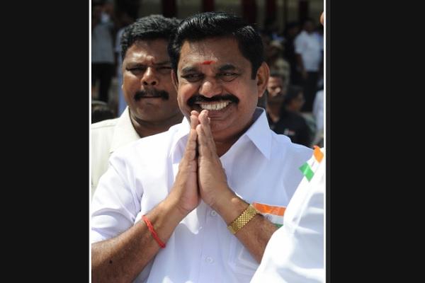 पलनीसामी होंगे तमिलनाडु के नए मुख्यमंत्री, जल्द लेंगे शपथ