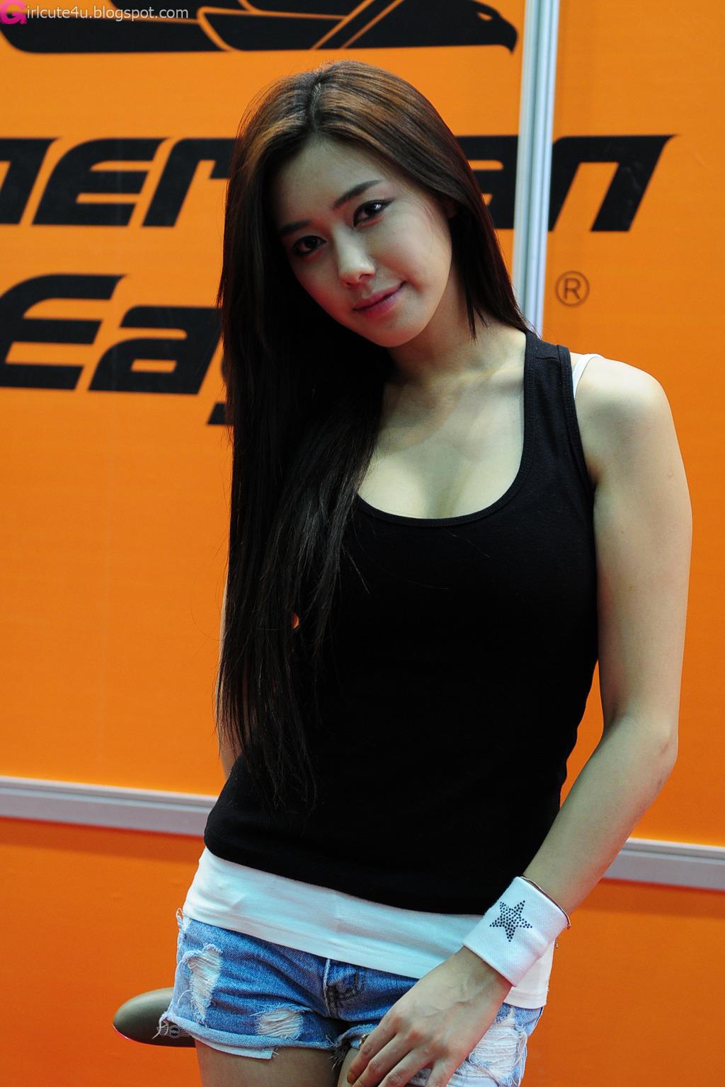 xxx nude girls: Kim Ha Yul - KSRC R1 2012
