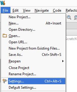 Coding Rocks!: Webstorm Error : XMLHttpRequest cannot load