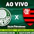 Jogo Palmeiras x Flamengo Ao Vivo 13/06/2018