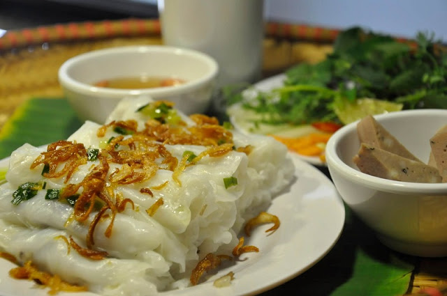 Banh cuon - a delight to one's sense of smell and taste 3