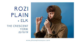 Rozi Plain + Elk - York
