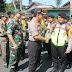 TNi Polri Blitar Siap Dalam Pengamanan Pilkada Dan Pilpres 2018