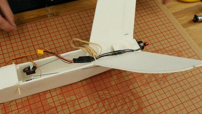 FT Sparrow Build