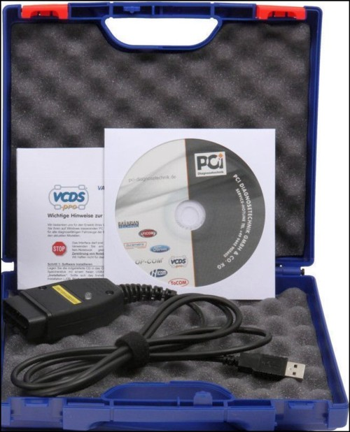 VW POLO: VCDS