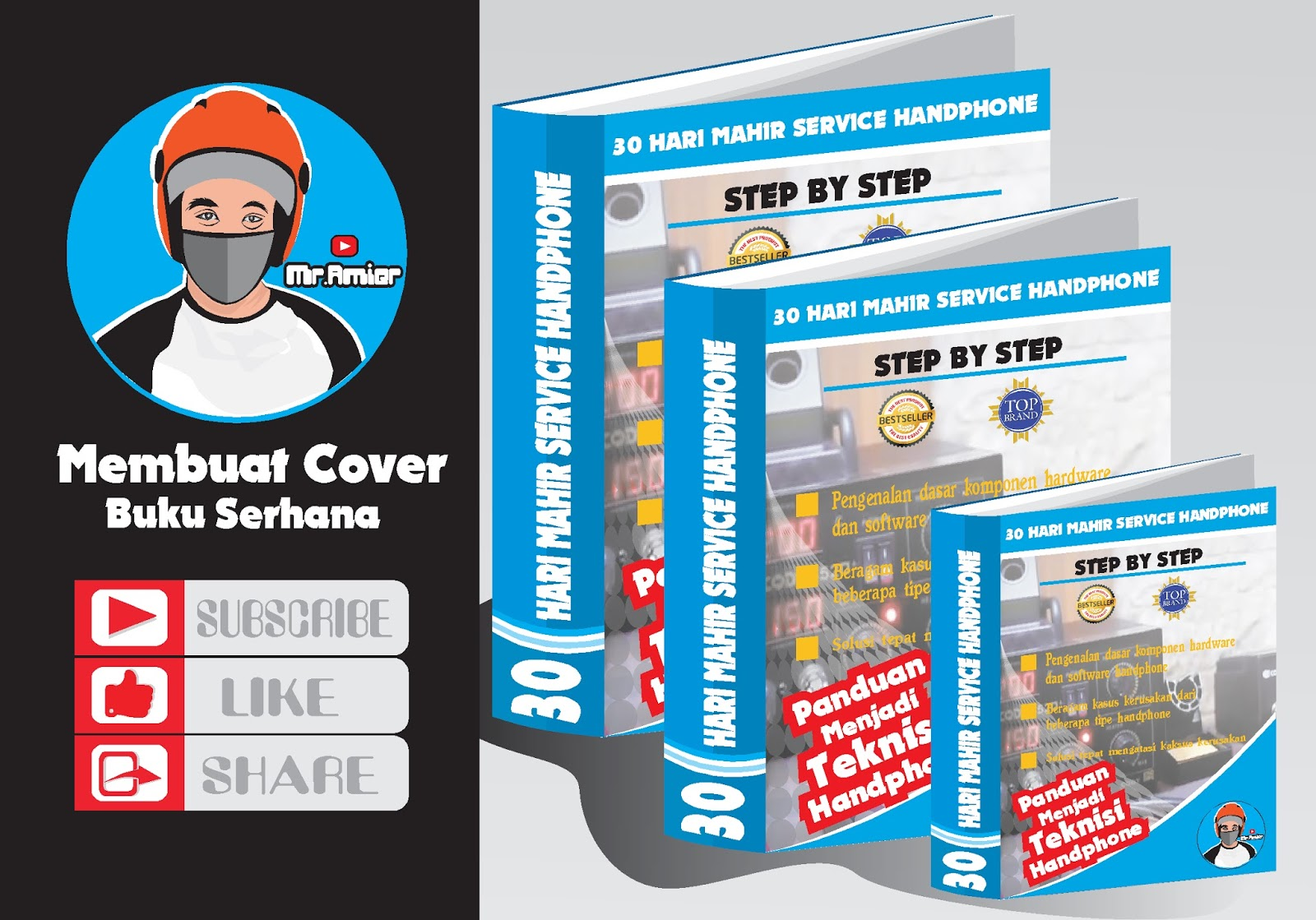 Tutorial Corel Draw - Membuat Cover Buku Sederhana ~ Creative Writing Blog