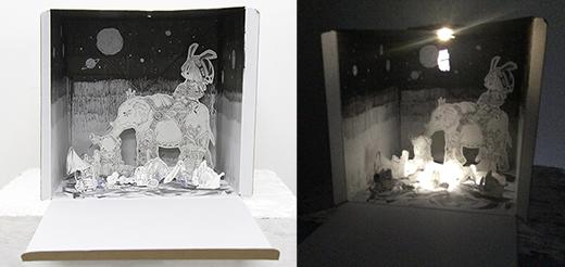 美術クラブ 横浜美術学院の中学生向け教室 ぜんぶ自分でつくる「自由制作」17