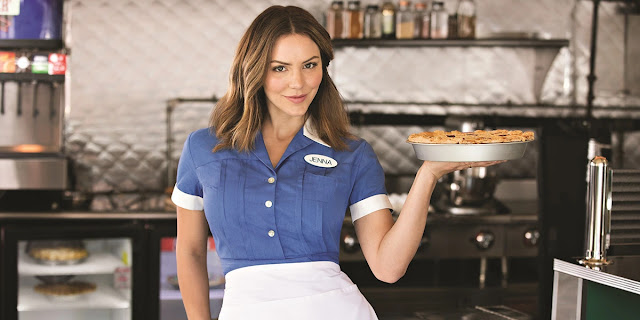 Katharine McPhee, Waitress