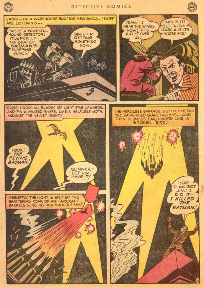 Detective Comics (1937) 153 Page 11