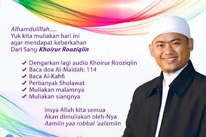 Ustad Nasrullah dan Magnet Rezeki: Persoalan 10 Tahun Selesai dalam 40 Hari (2)