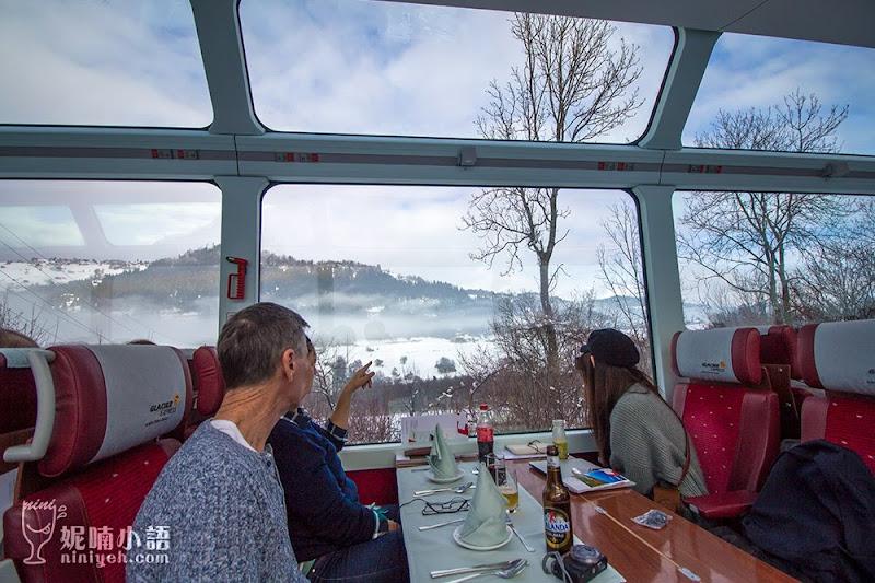 【坐火車遊瑞士】冰河列車 Glacier Express 鐵道迷必搭全球最慢景觀列車