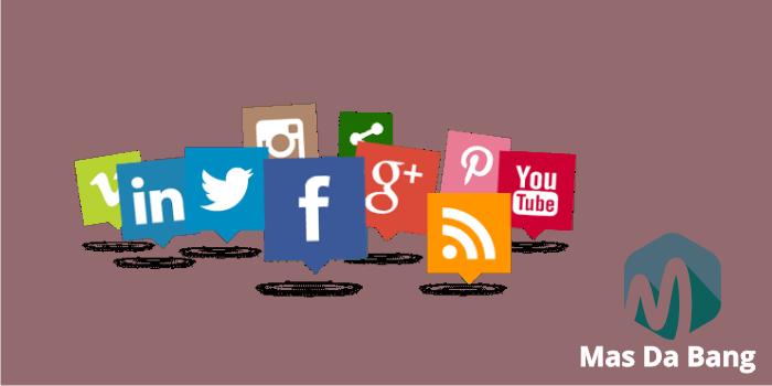 Membuat Social Media Keren Beserta Jumlah Follower Keren