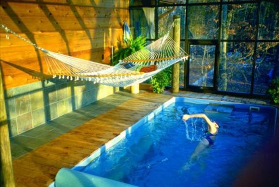 Dream House: Best Indoor Pool Landscaping Design Ideas