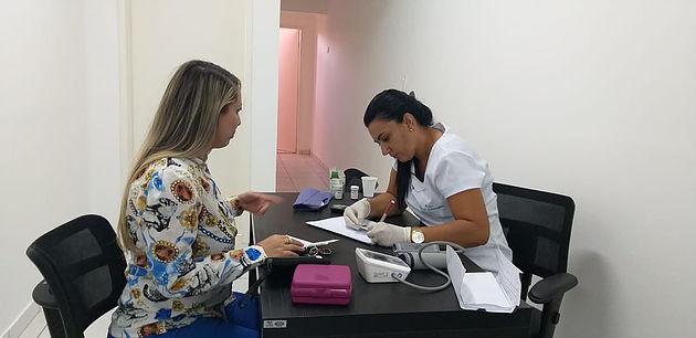 Em alusão ao dia do trabalhador, Secretaria de Saúde e OAB ofertaram a realização de exames rápidos em Delmiro Gouveia