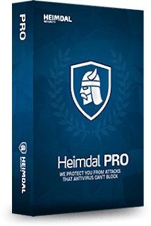 We protect you from attacks that antivirus can't block! Heimdal PRO blocks malicious Internet traffic used to deliver malware and steal data from your PC.