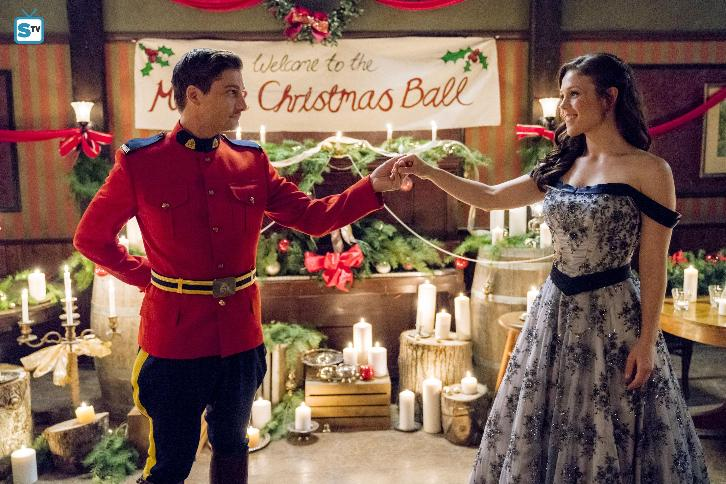 When Calls the Heart - Christmas Special - Promo, Sneak Peeks, Promotional Photos & Press Release