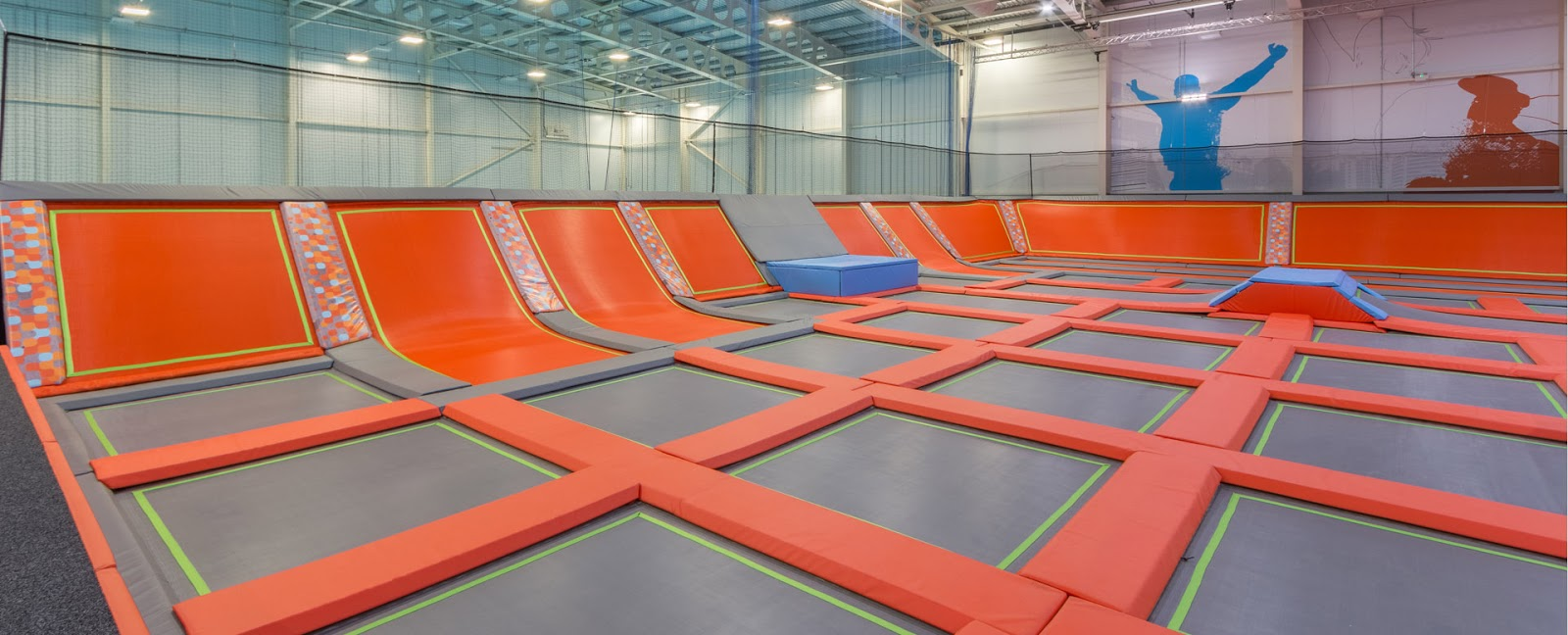 my boys club 5 places to trampoline in the north east. Black Bedroom Furniture Sets. Home Design Ideas
