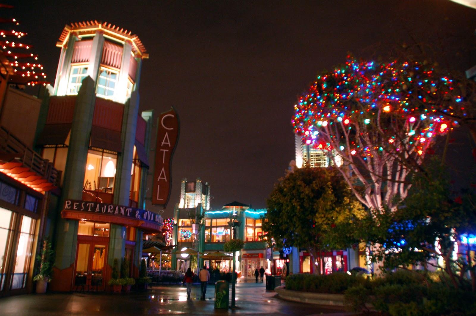 Catal Restaurant In Downtown Disney At Disneyland Resort Anaheim