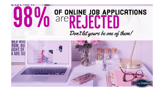 Job Application - Why Yours Was Rejected