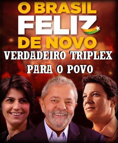 Resultado de imagem para candidato de Lula é Haddad