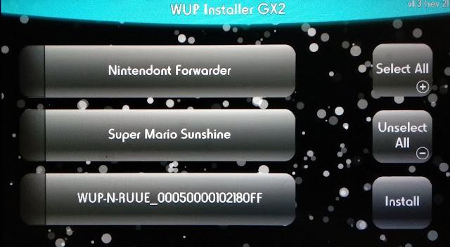 GUÍA] Wii VC Injector+ Nintendon't - HackTendo