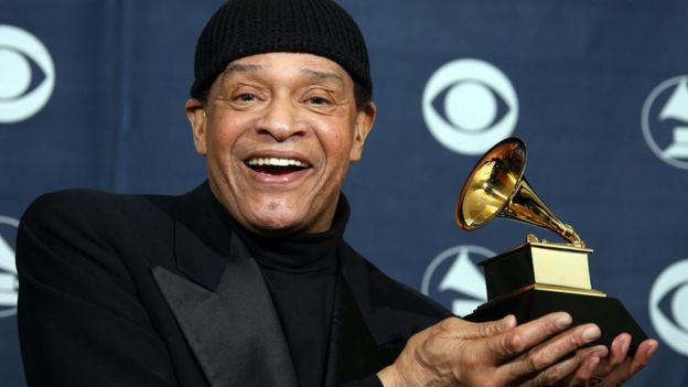 Seven-time Grammy-winning  jazz singer Al Jarreau dies at 76