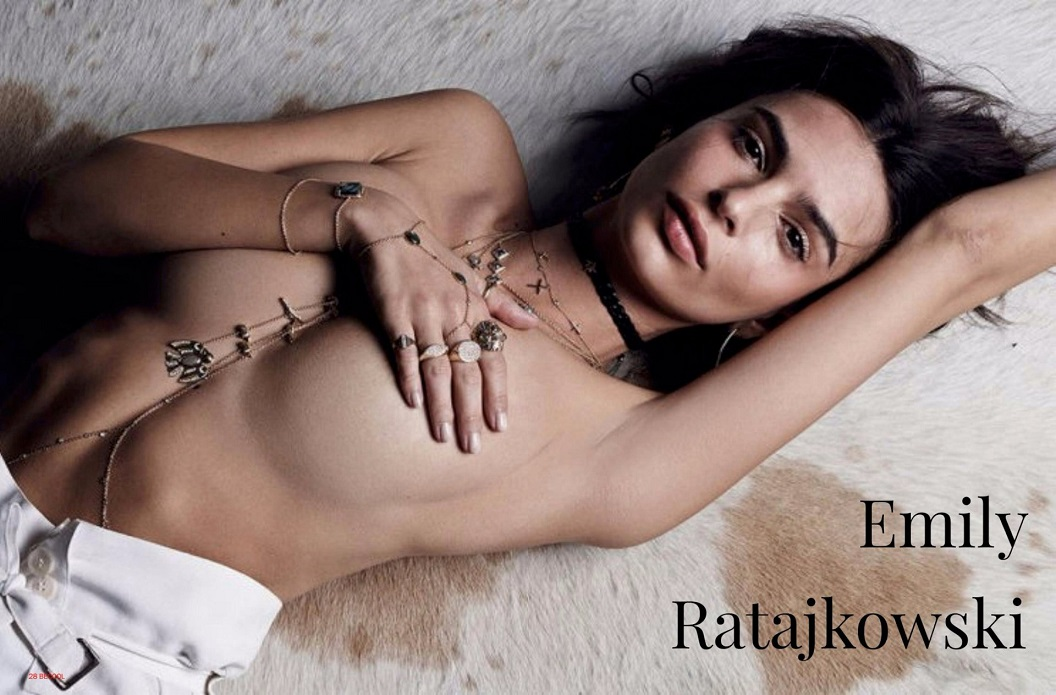 Emily Ratajkowski in Be Cool Magazine – November 2016