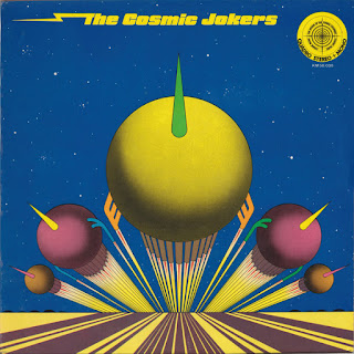 The Cosmic Jokers, The Cosmic Jokers