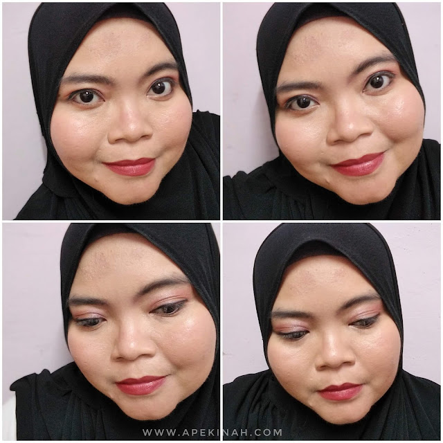 Wow Sangat Althea Make Up Ni