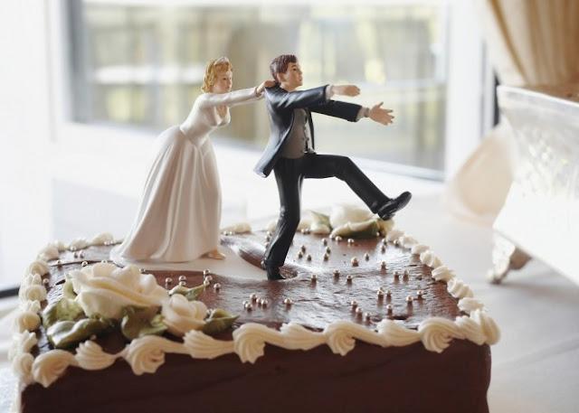 Τι μπορεί να είναι χειρότερο και από την απιστία σε ένα γάμο;