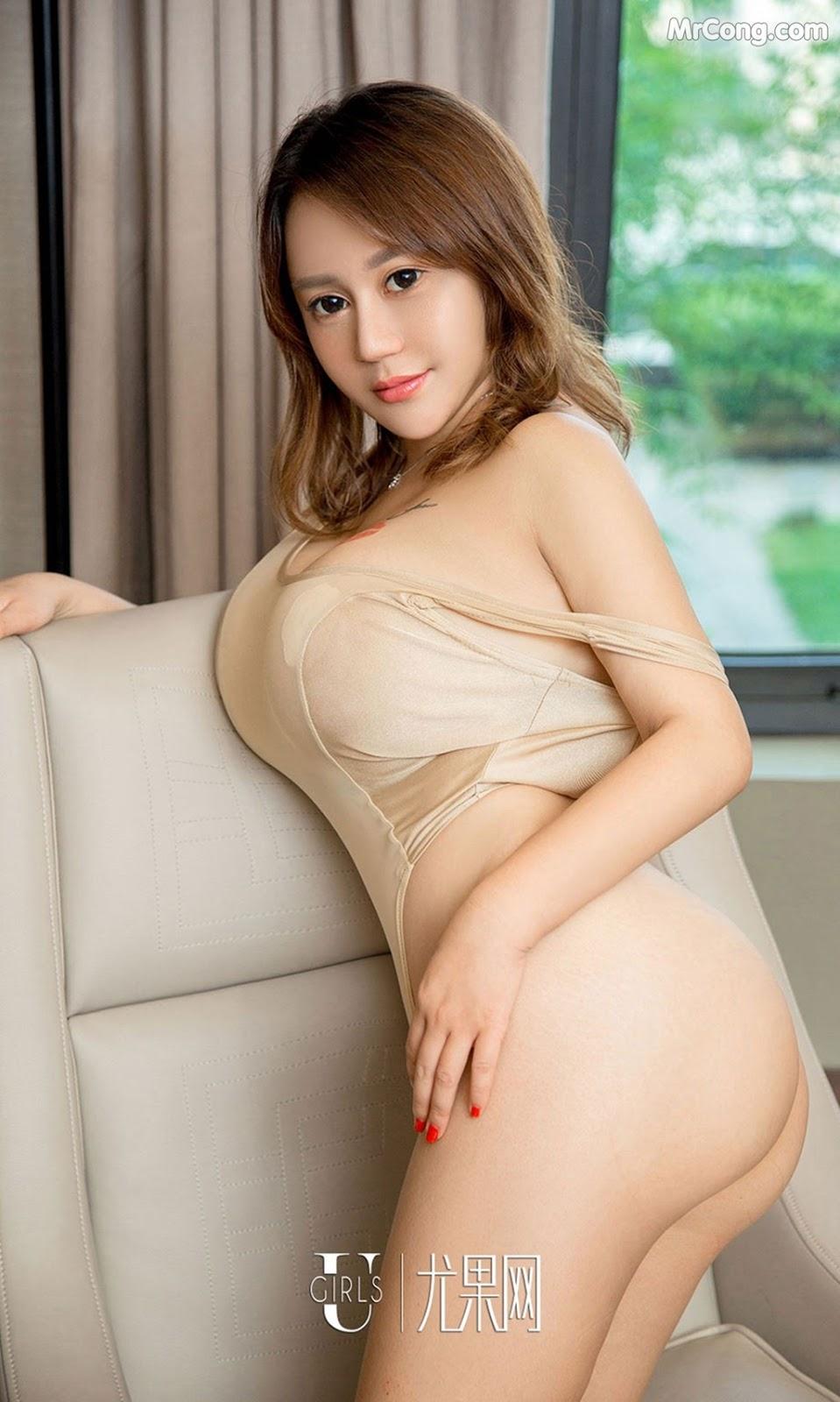 Image UGIRLS-Ai-You-Wu-App-No.913-Xiao-Meng-Meng-MrCong.com-032 in post UGIRLS – Ai You Wu App No.913: Người mẫu Xiao Meng Meng (小梦梦) (40 ảnh)