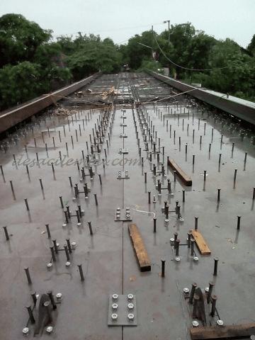 Jembatan Modular Cirebon Hampir Selesai