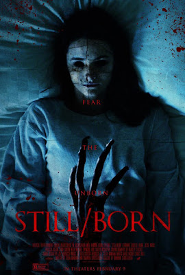Still/Born 2017 DVD R1 NTSC Spanish