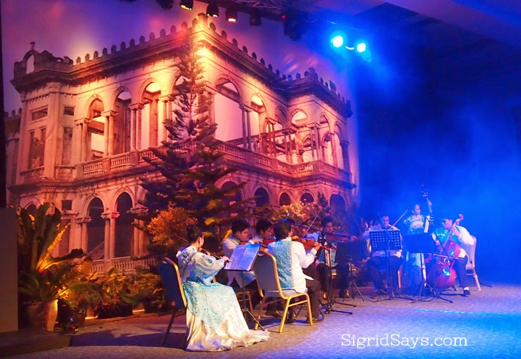 The Ruins - stringed band - romantic music - Bacolod events - Bacolod blogger