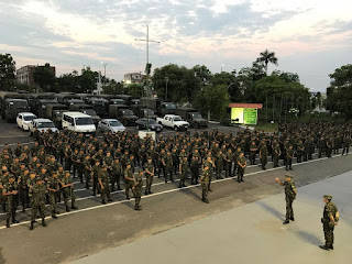 Exército aguarda ordem para acabar greve de caminheiros na PB